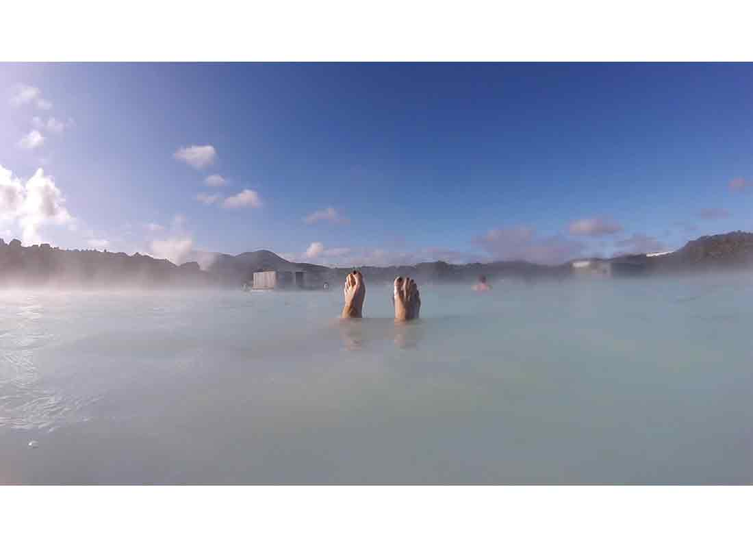Blue Lagoon and Geothermal Pools