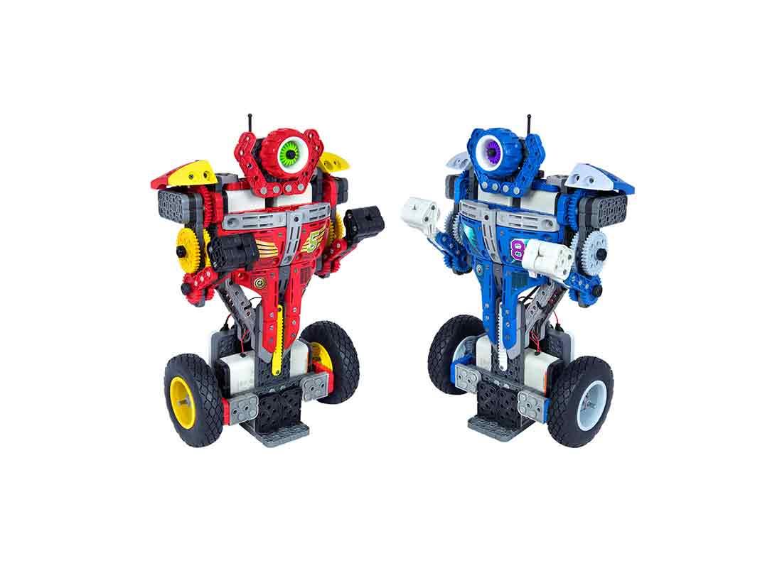 VEX Balancing Boxing Robots
