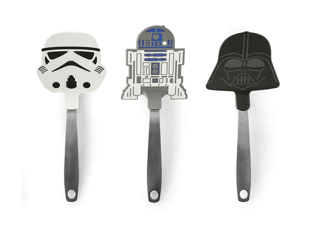 Star Wars Novelty Spatulas