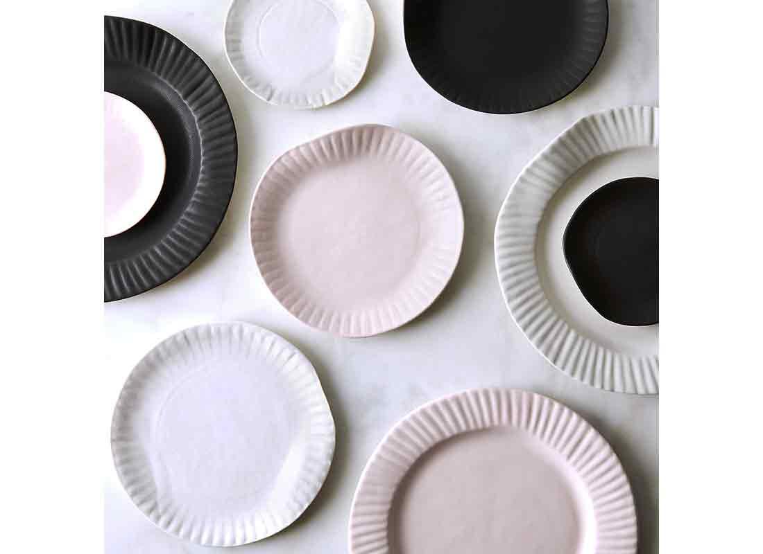 Porcelain Paper Plates