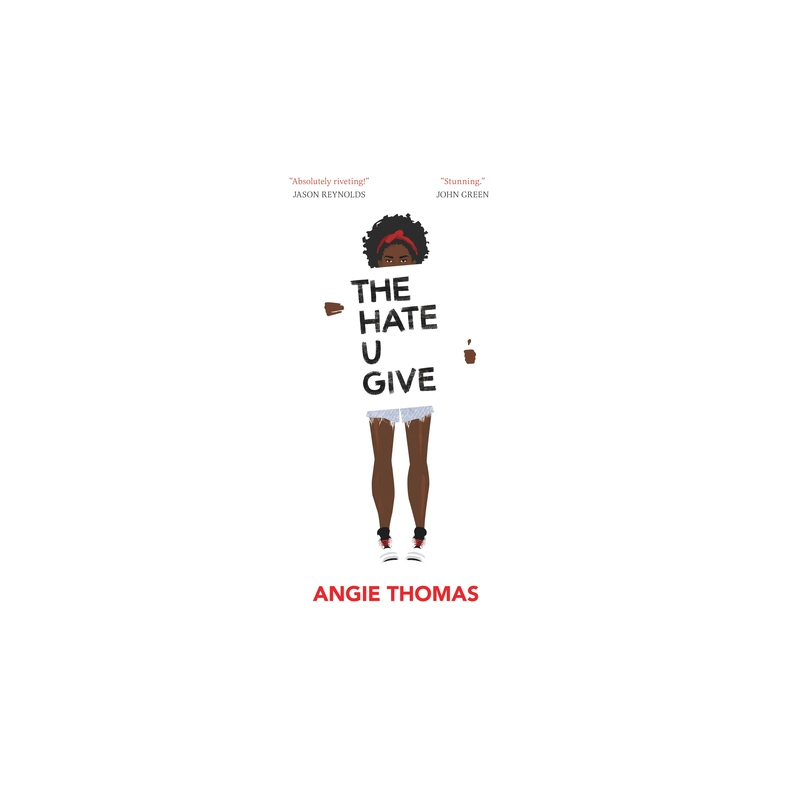 Goodreads Best of the Best The Hate U Give