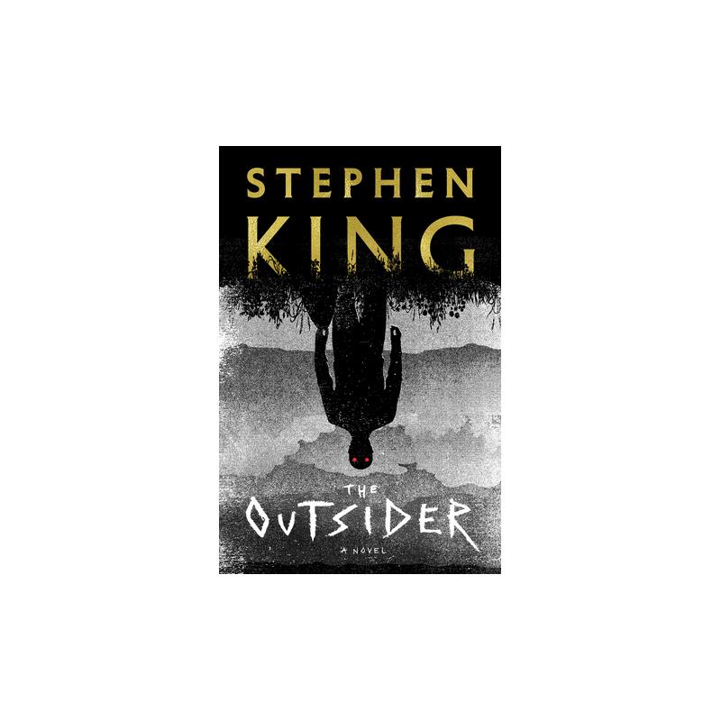 Goodreads winner The Outsider