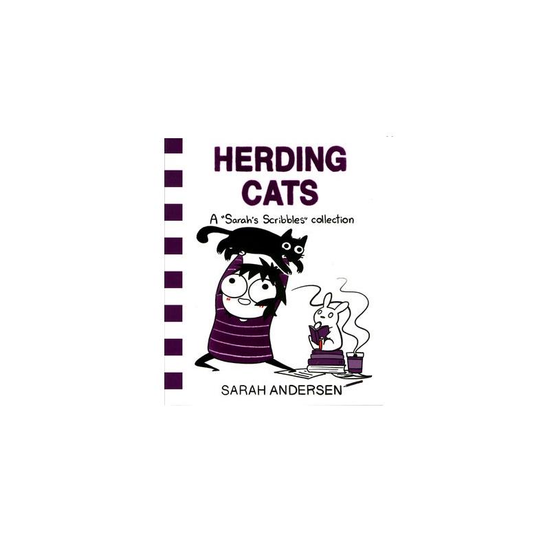 Goodreads Graphic Novel Herding Cats