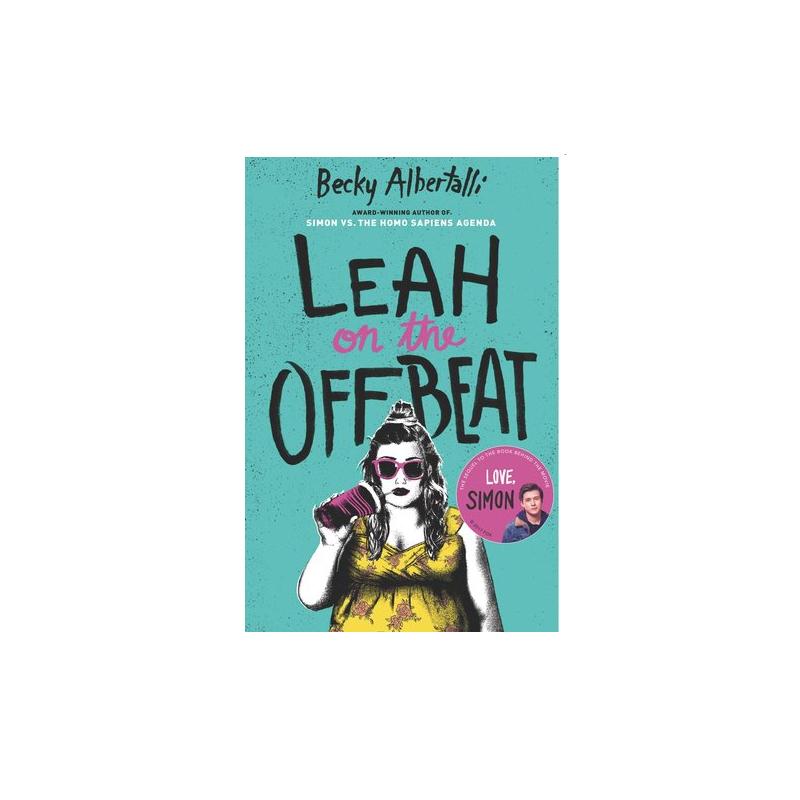 Goodreads YA Fiction Leah on the Offbeat