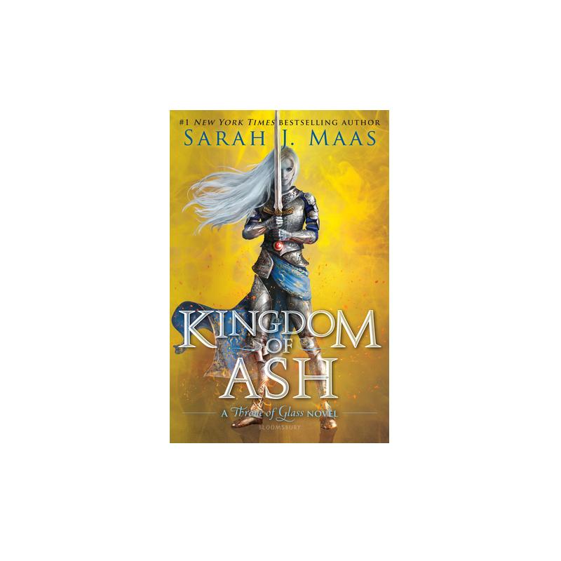Goodreads YA Fantasy Kingdom of Ash