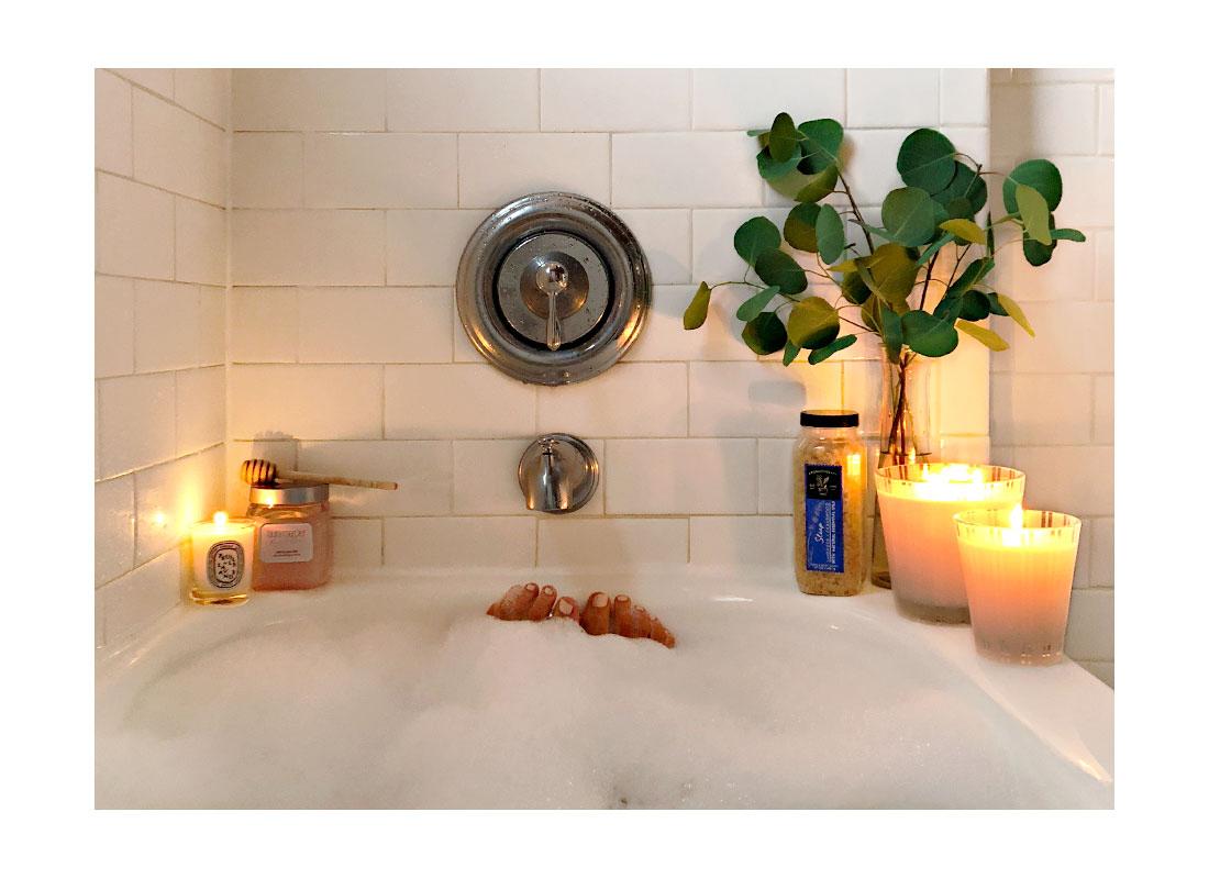 baths for #selfcaresunday