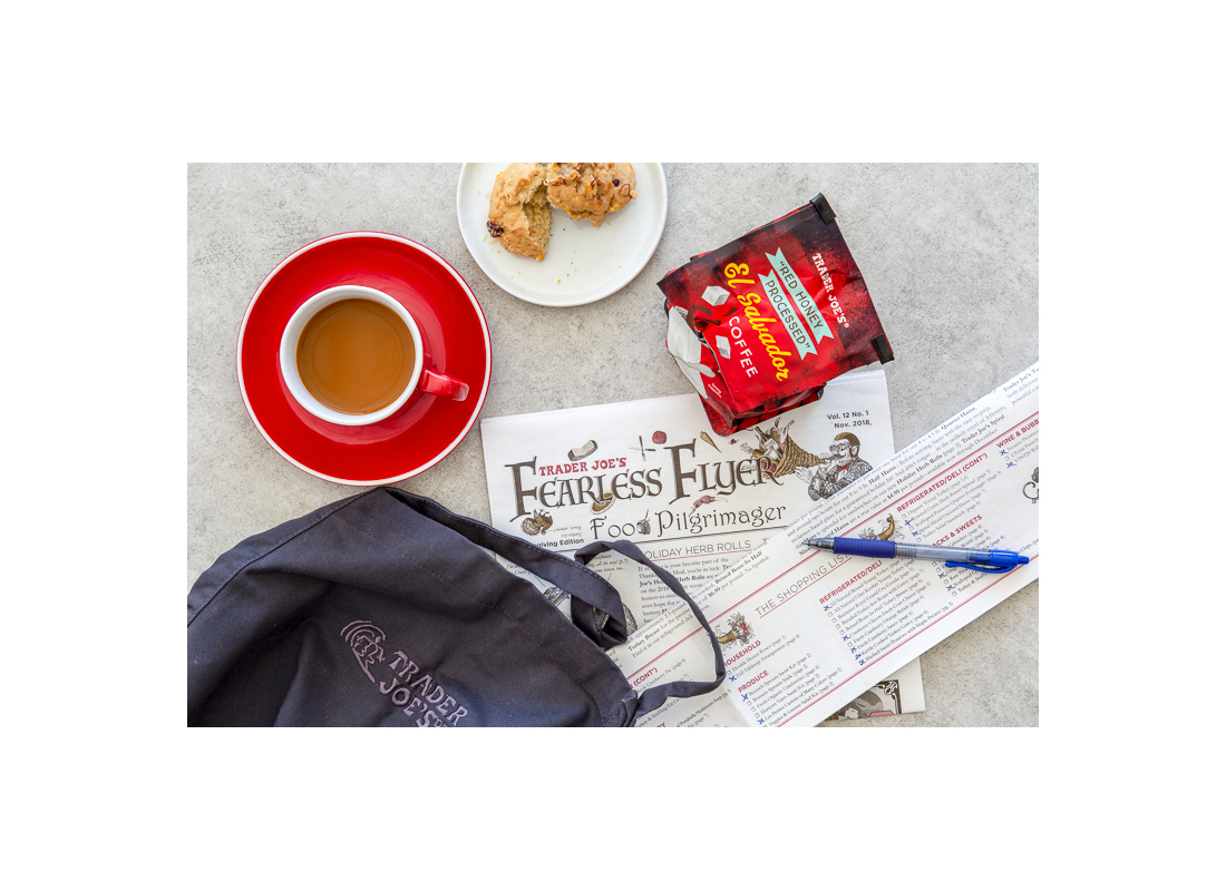 Trader Joe's Red Honey Processed El Salvador Coffee