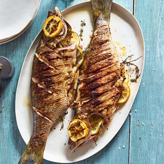 Greek-Style Whole Fish