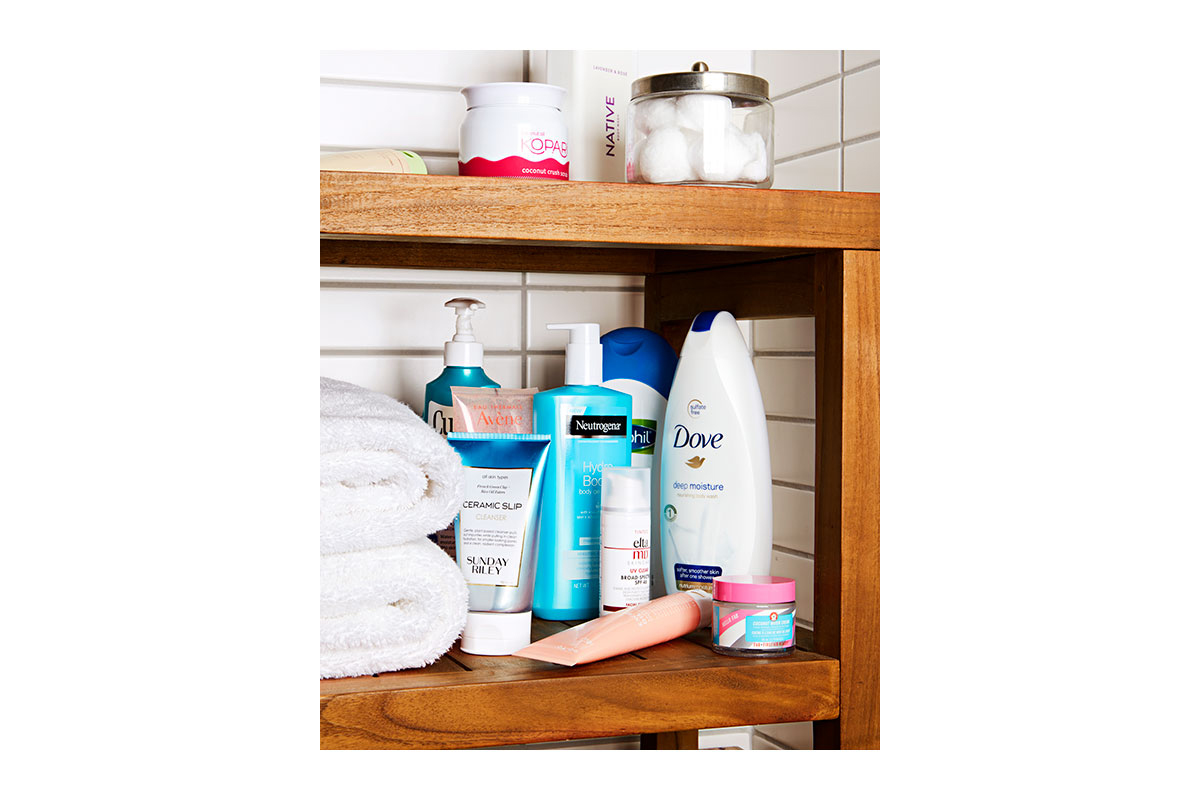 products to care for winter skin