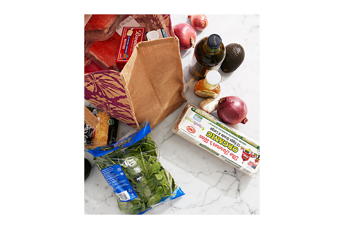 groceries for keto diet