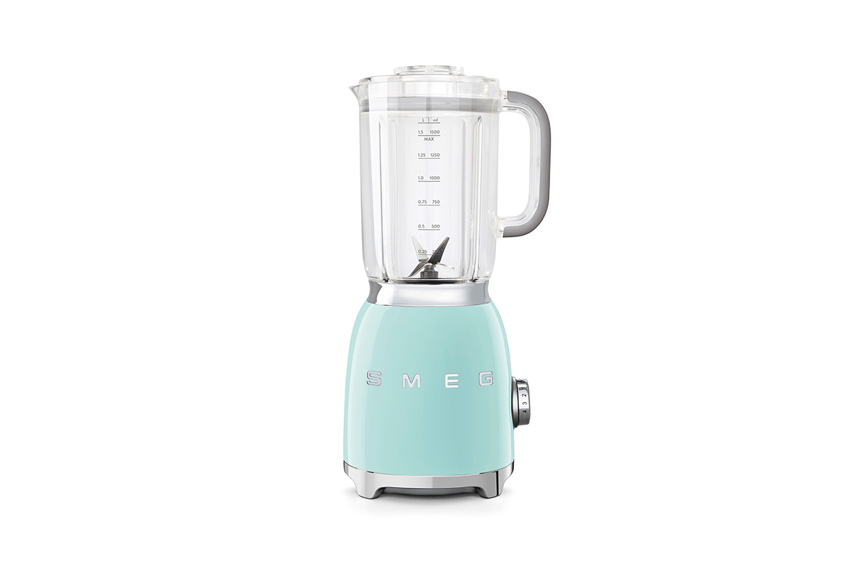 SMEG 50's Retro Style 7-Cup Blender in Green