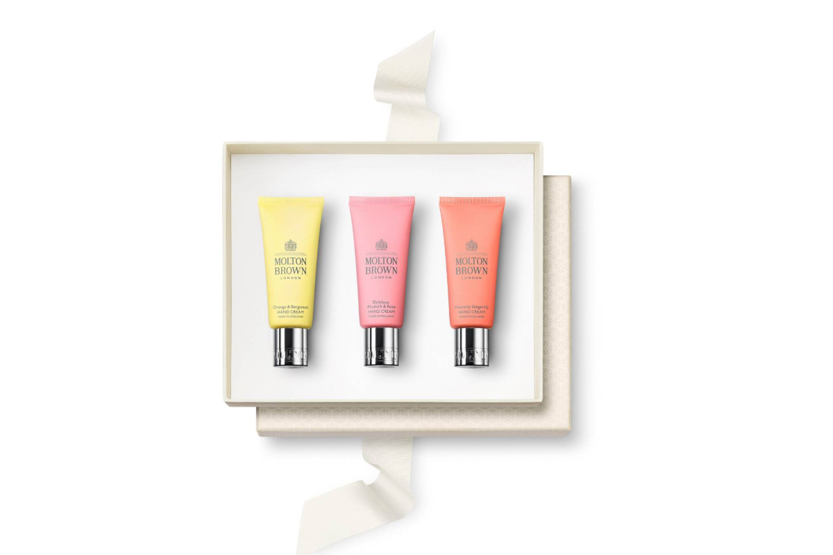Delectable Delights 3-Piece Hand Cream Gift Set