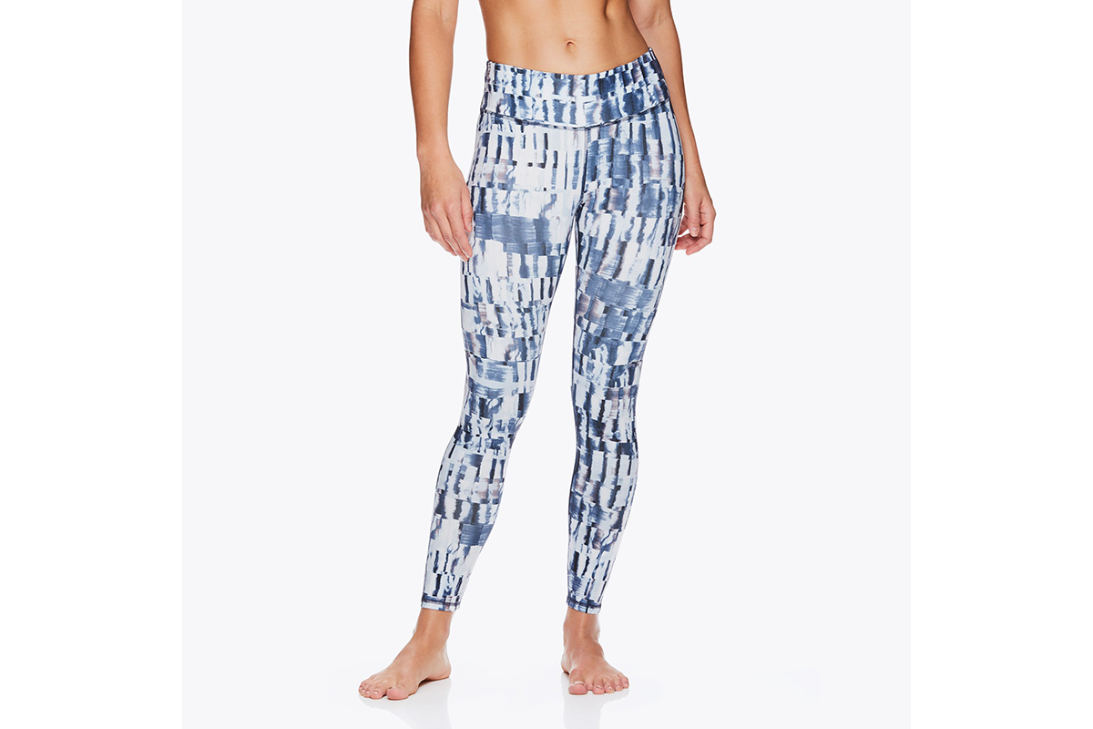 Disrupted Abstract Legging