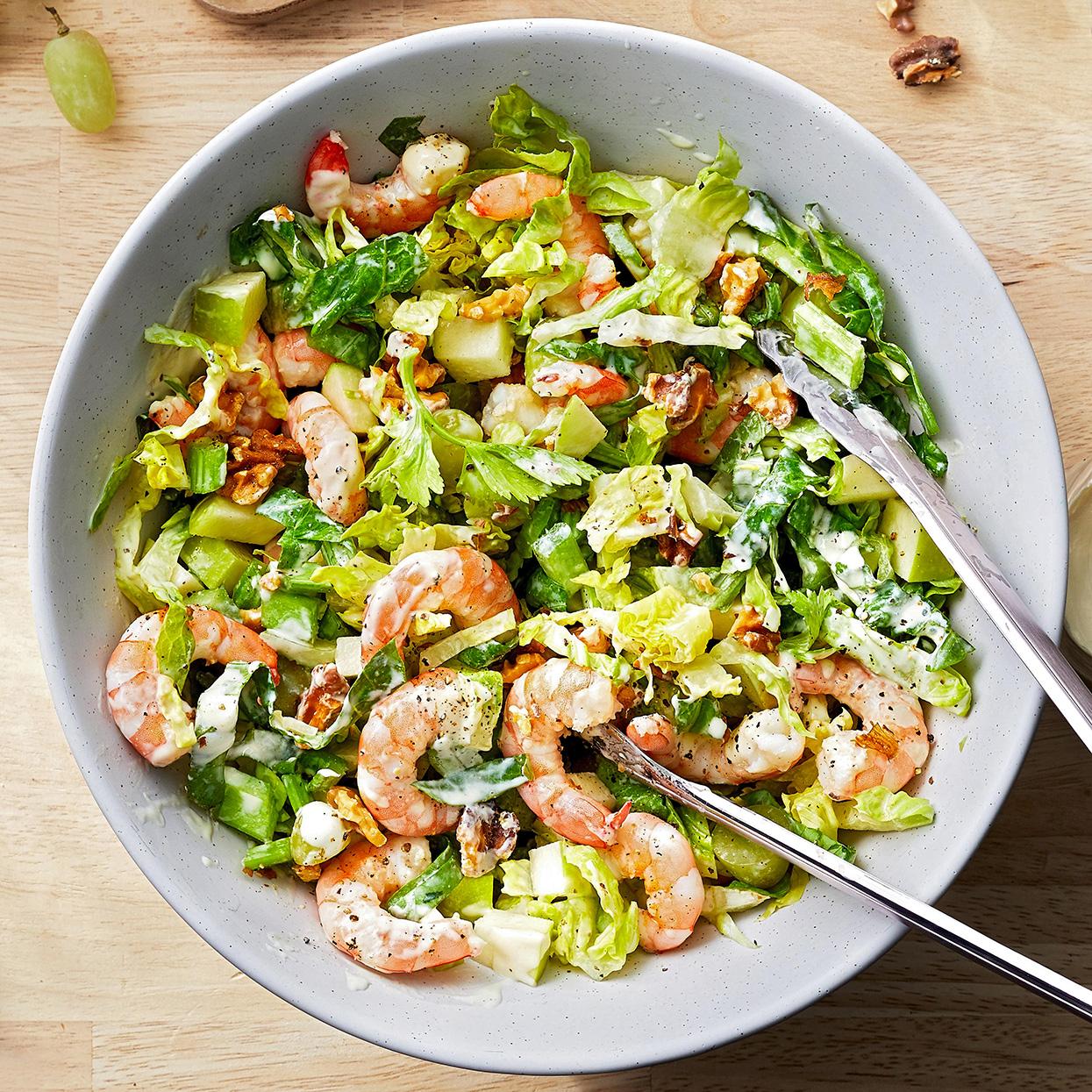 Gordon Ramsay's Shrimp Waldorf Salad