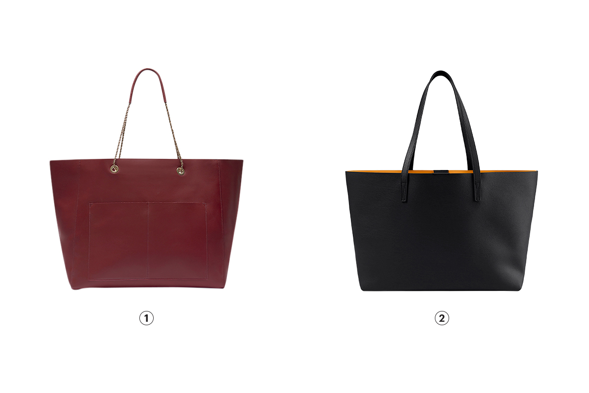 2 womens handbags September