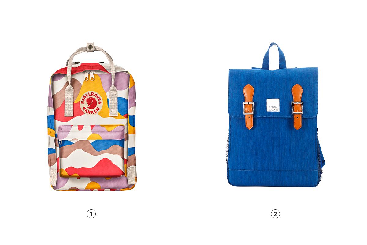 2 kids backpacks September