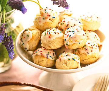 Joy's Ricotta Cookies