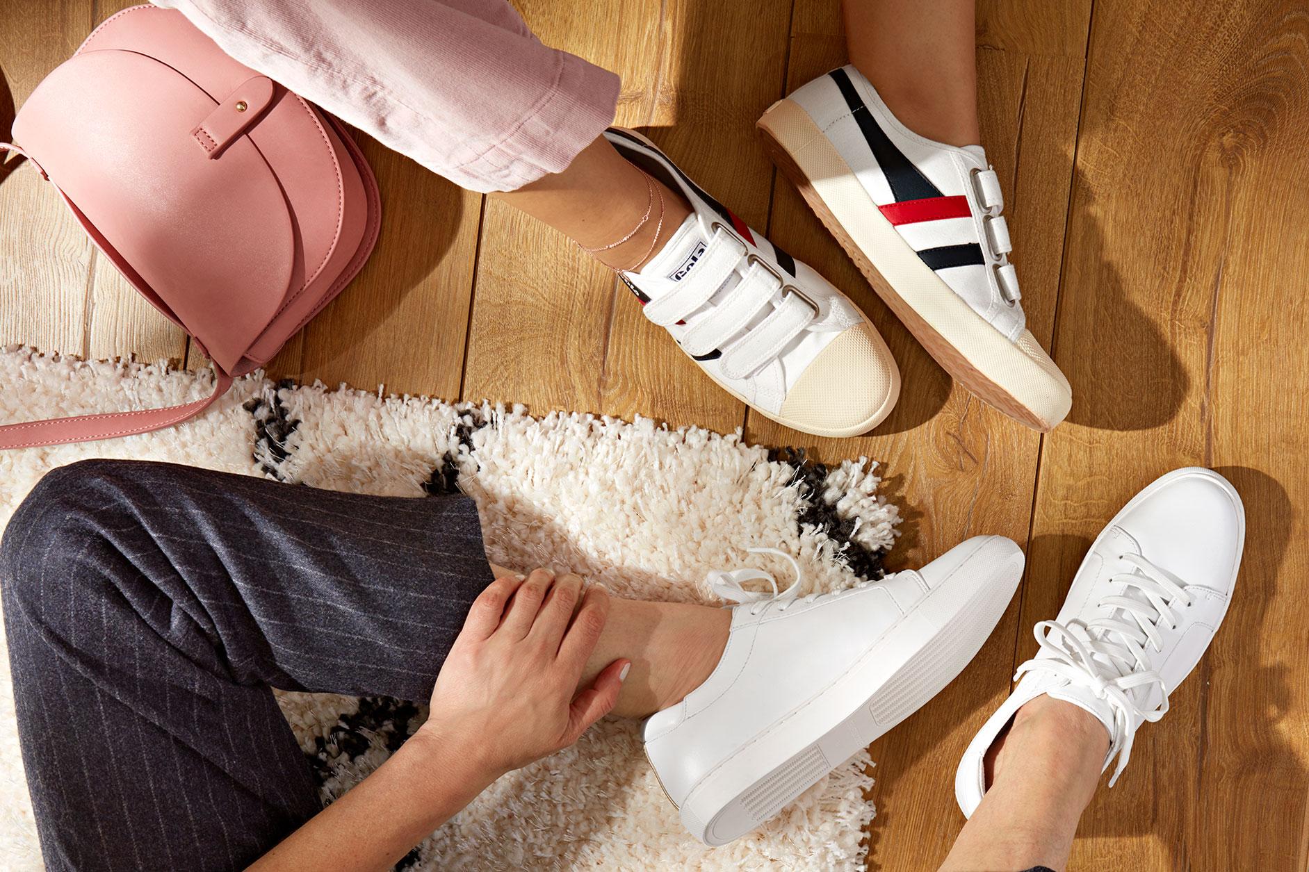 Fall Sneaker Trends for Women