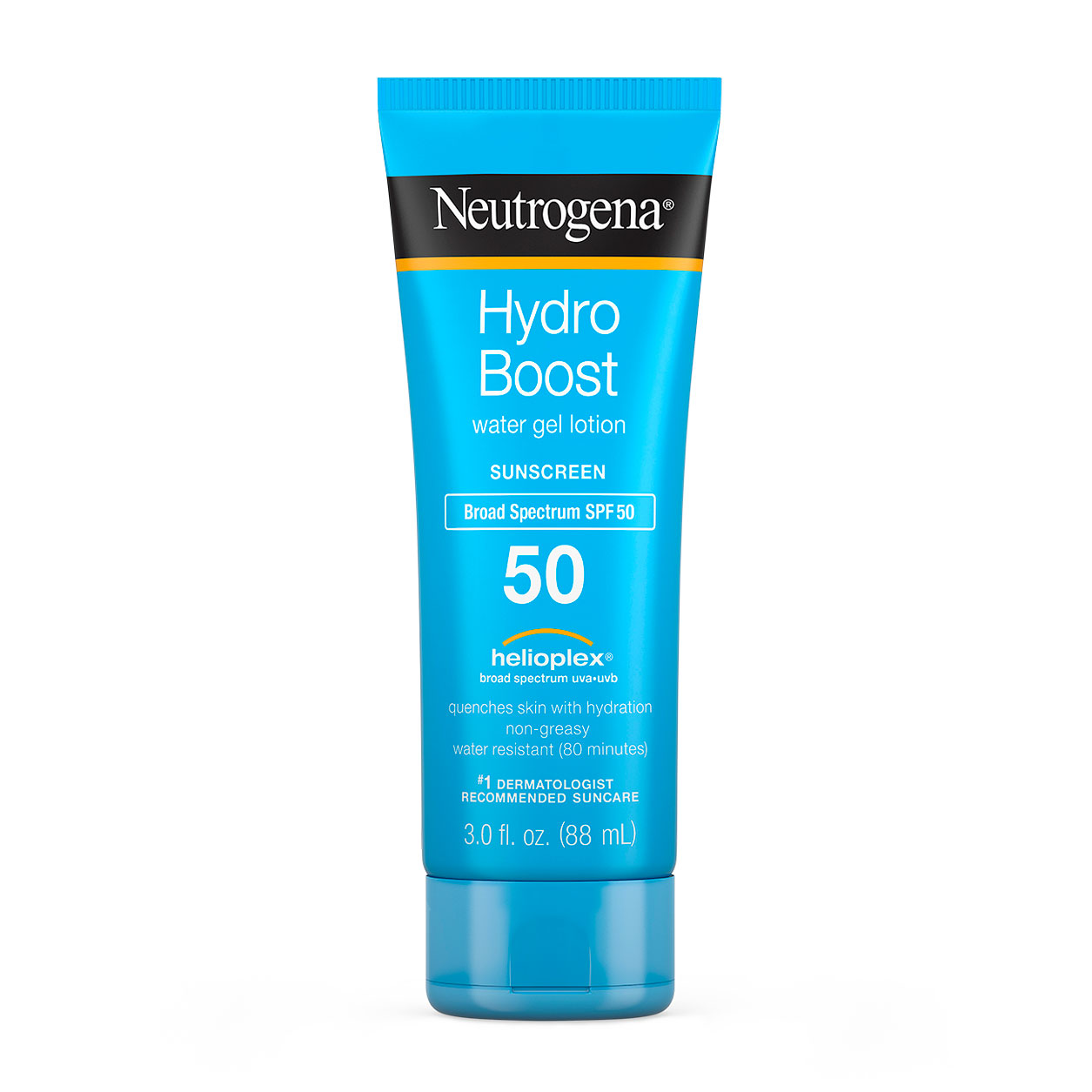 Neutrogena Hydro Boost Water Gel facial moisturizer with sunscreen