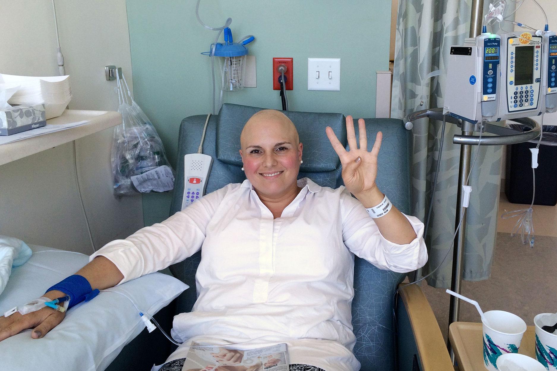 Breast Cancer Survivor Lindsay Northrop