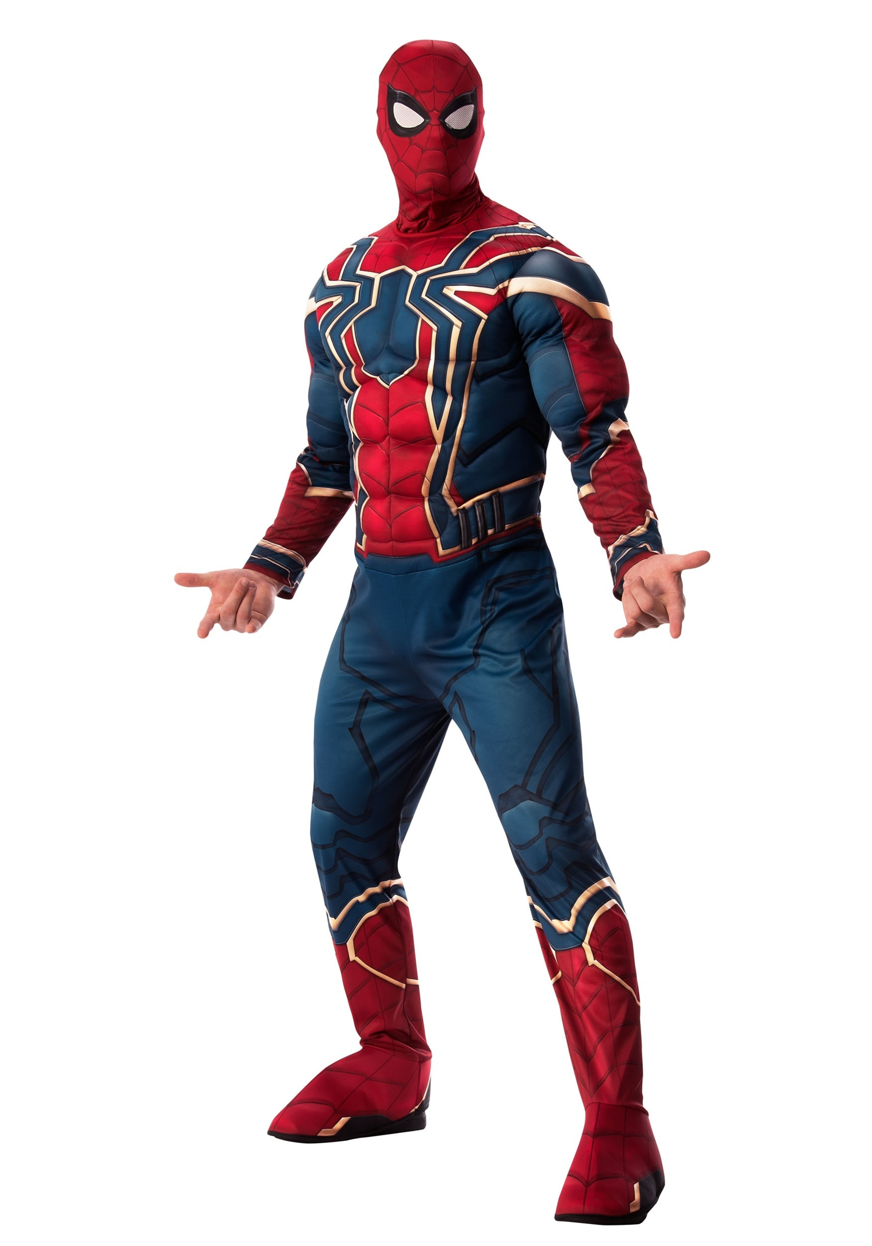 Spider Man from Infinity War Halloween Costume