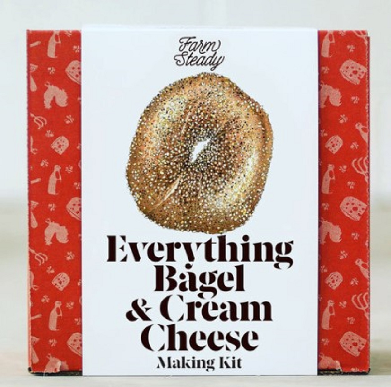 2019 holiday gift guide Everything Bagel and Cream Cheese Kit