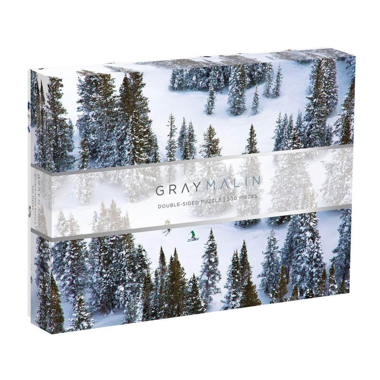 2019 holiday gift guide Gray Malin's 'The Snow' 500-Piece Double-Sided Jigsaw Puzzle