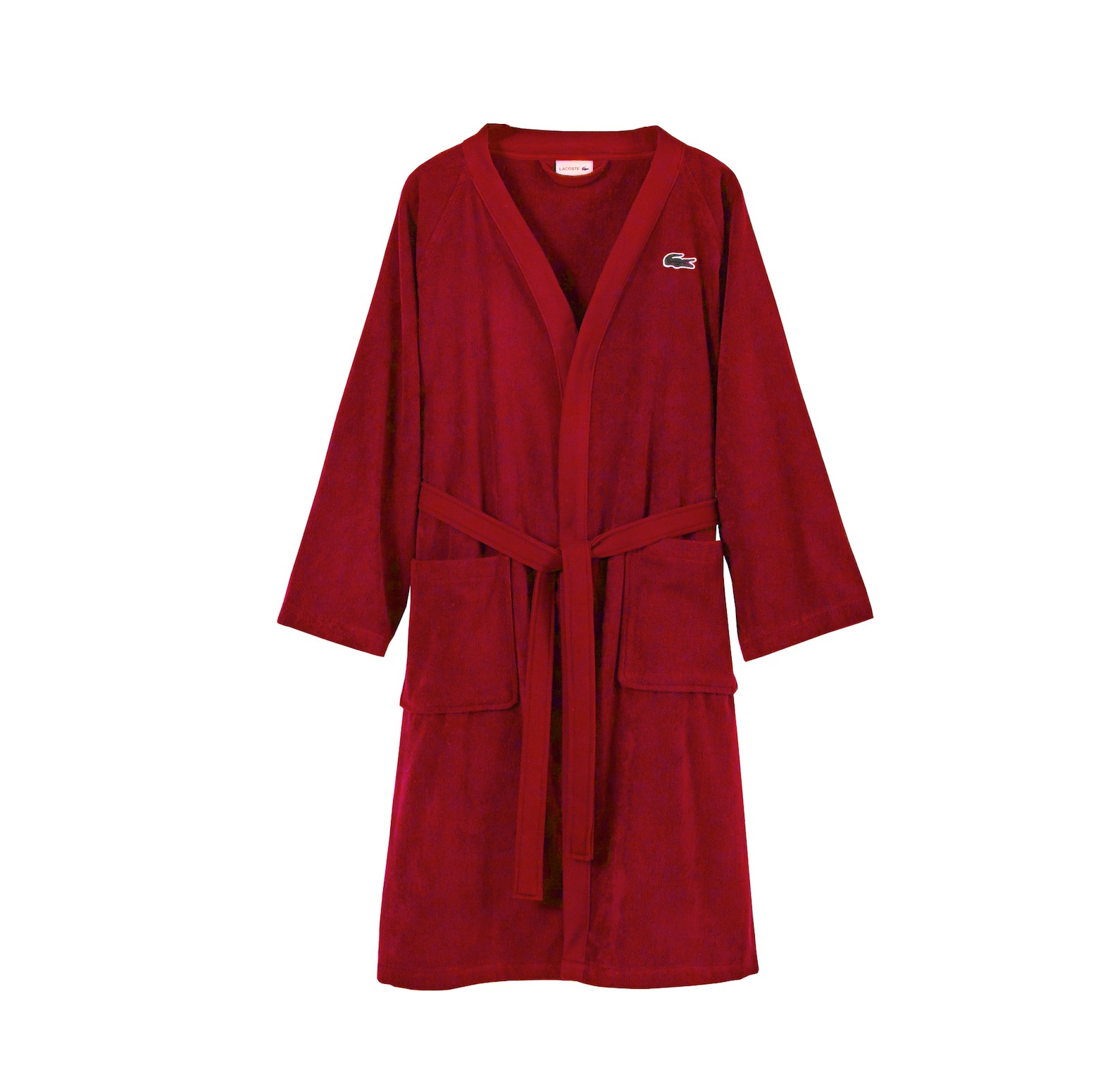 2019 holiday gift guide Lacoste Home Pique Bath Robe
