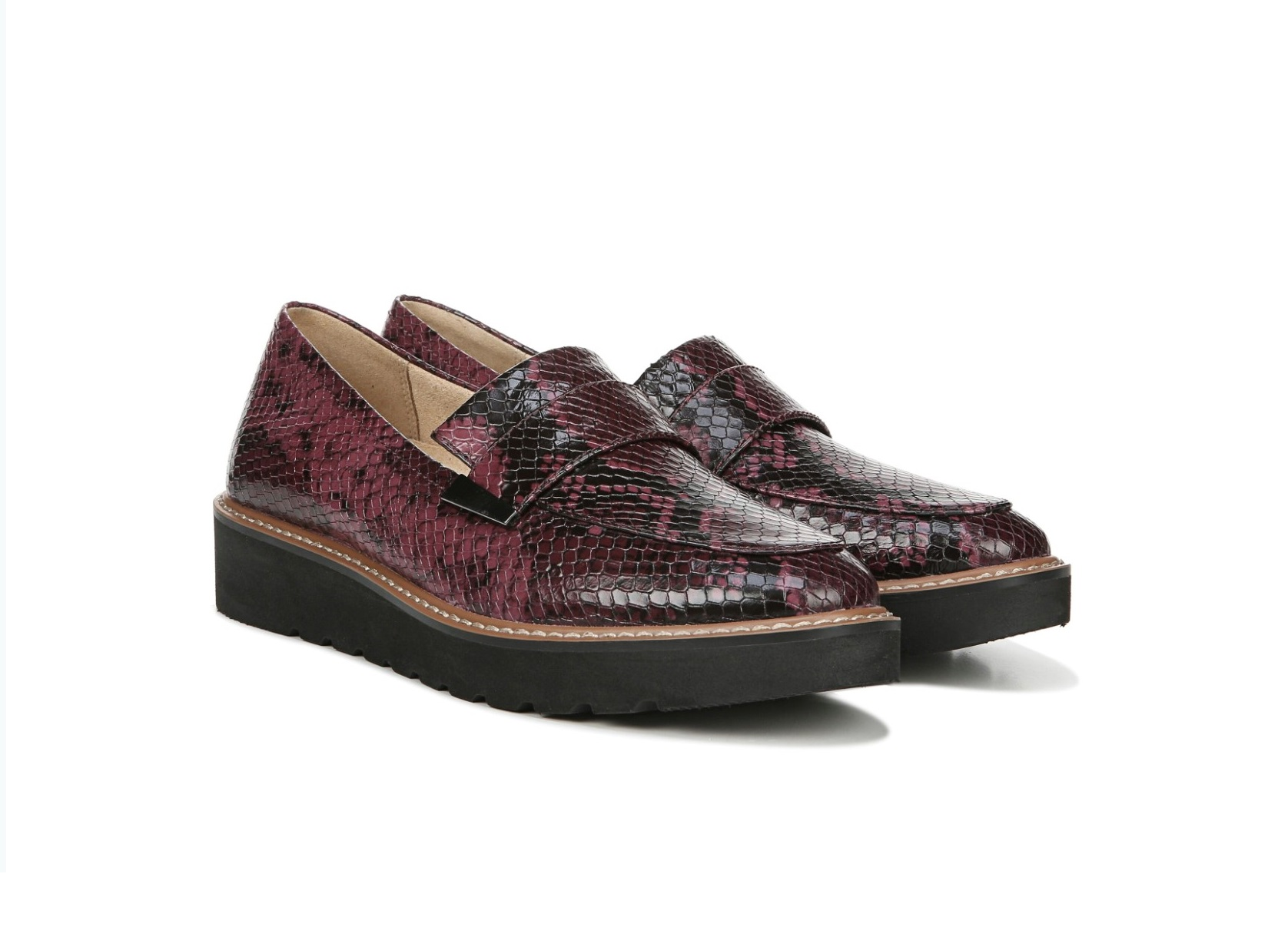 2019 holiday gift guide Naturalizer's New 'Lite Series' Platform Loafer