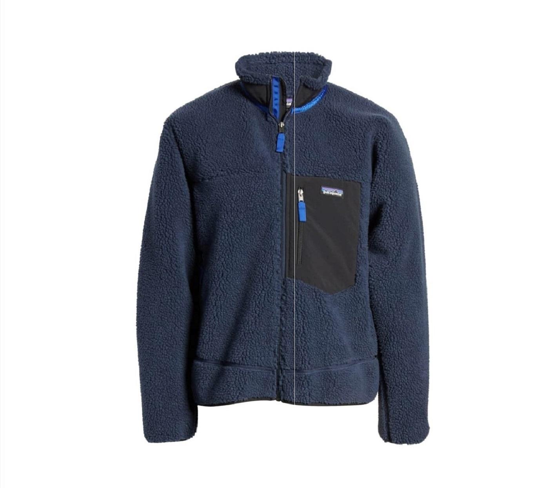 2019 holiday gift guide Patagonia Retro Fleece Jacket