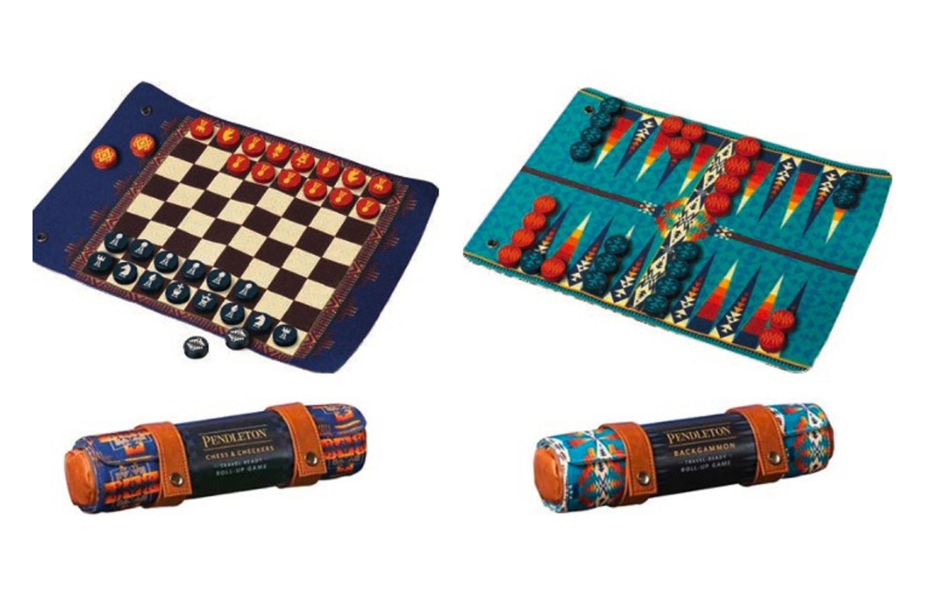 2019 holiday gift guide Pendleton Roll-Up Games