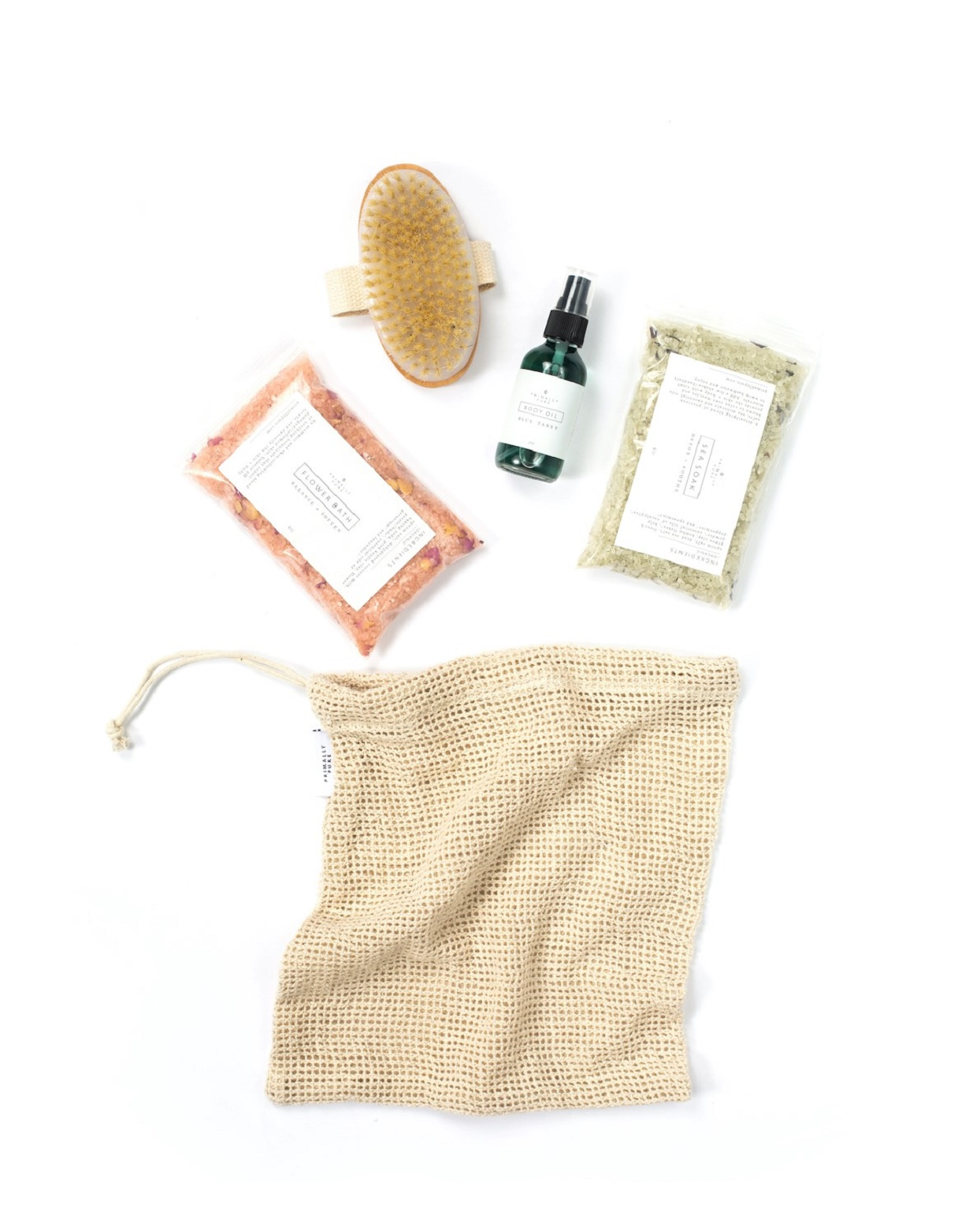 2019 holiday gift guide Primally Pure spa kit