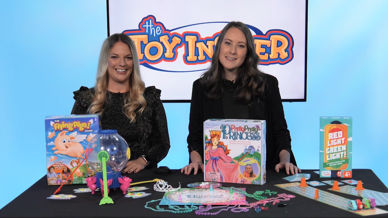 Toy Insider previews toys for all ages.