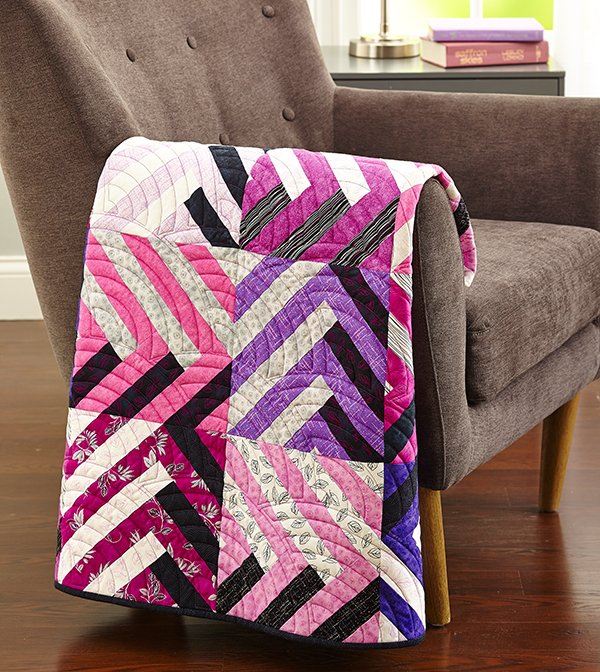 Quilting Color Trend: Purple