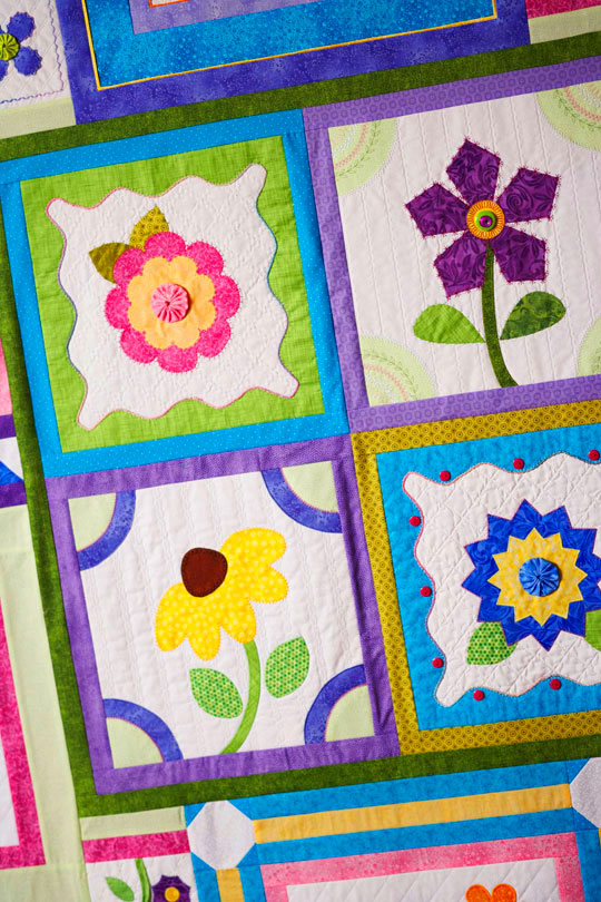 Quilters Corner attracts quilters with special events, such