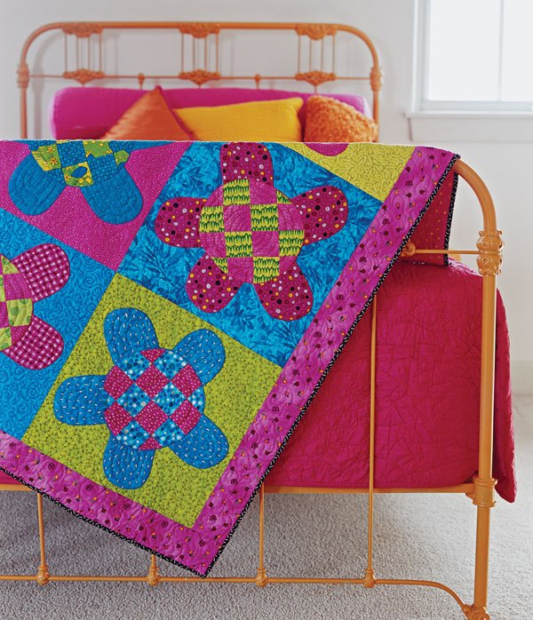 Baby Quilts for Girls