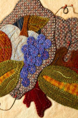 Hand-Stitching Details