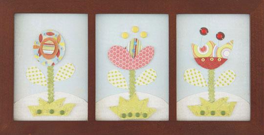 Elizabeth Stumbo's version of Sew Your Seeds