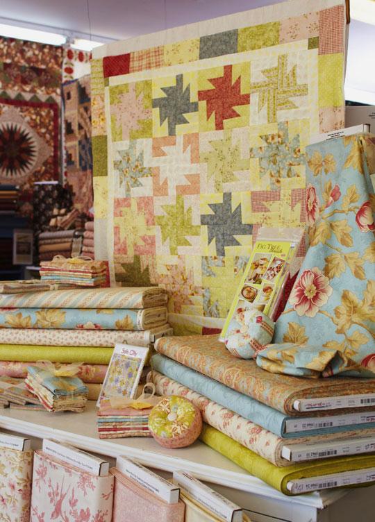 Array of Fabrics