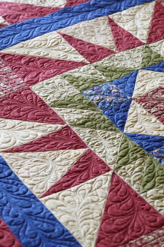 Radiant Stitching