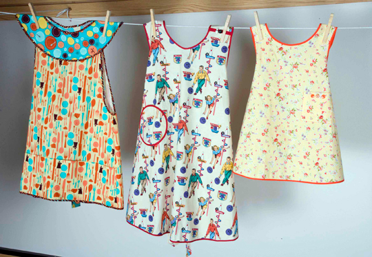 Airy Aprons