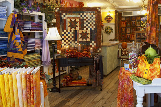 Hickory Stick Quilt Shop