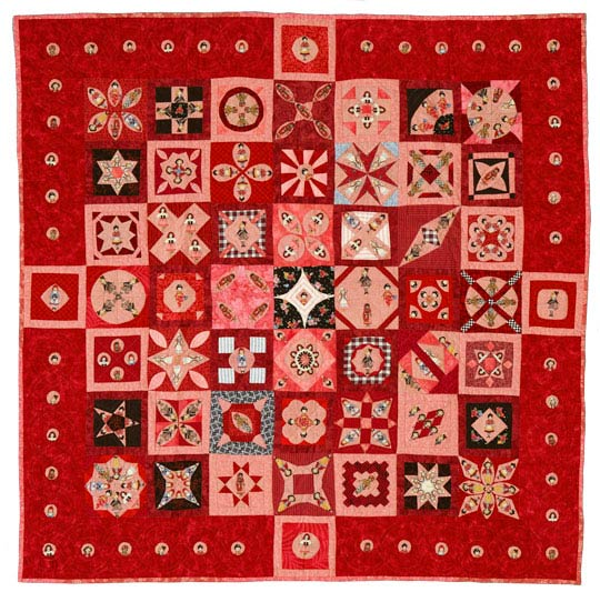 Use Novelty Fabric to Make a Themed Quilt