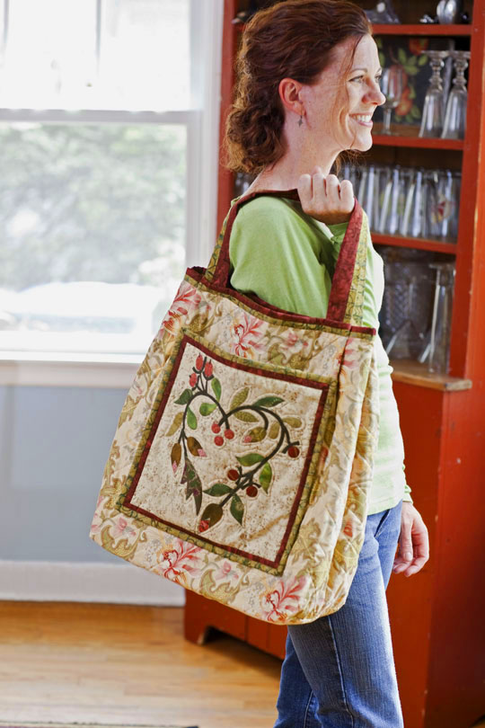 Love to Quilt Project Tote