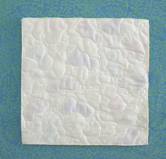Quilting Plush Fabric