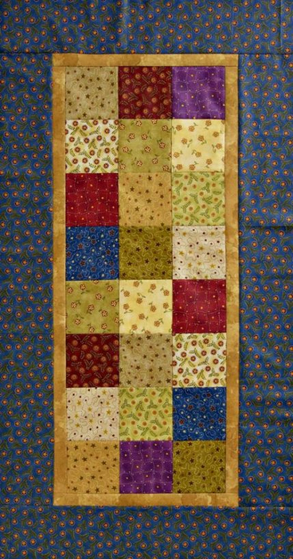 One-Patch Table Runner