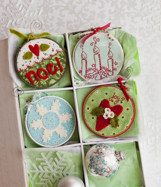 Holiday Time Ornaments