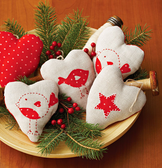 Heartfelt Ornaments