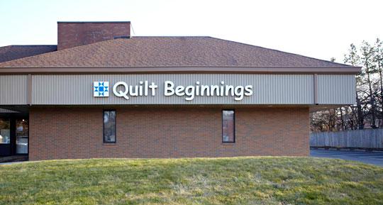 Quilt Beginnings