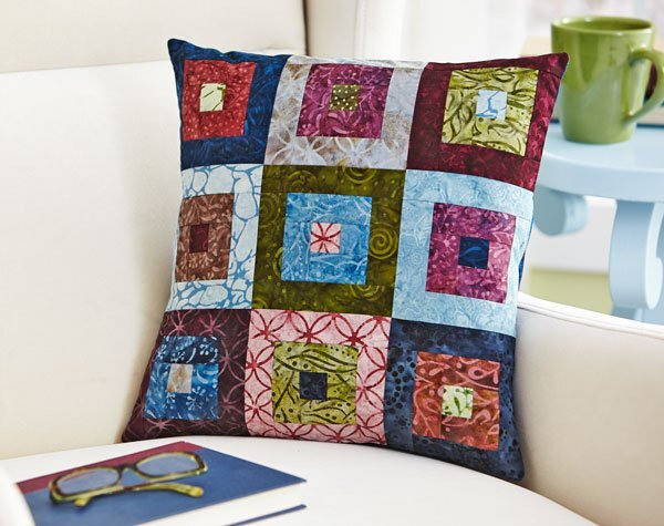Free Pillow Patterns Allpeoplequilt Com
